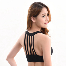 Sexy Padded Bra Soft Seamless Bralette Crop Bras Tops Cami Women Full Cup no-wire 2017 New Arrival Fitting Tank(China)