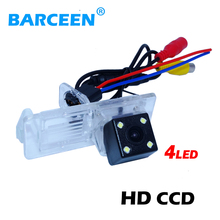 Factory Promotion Rear View Camera For Renault Fluence/Dacia Duster/Megane 3/Terrano Free Shipping(China)