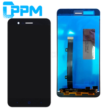 For zte blade a510 Display LCD Touch Screen Digitizer Replacement Sensor Complete Assembly For zte blade a510 Display