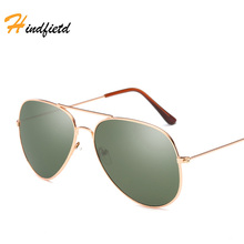 Hindfield Aluminum Magnesium Polarized Sunglasses Men Driver Mirror Sun glasses Male Fishing Female Eyewear For Men