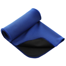 Cold Towel Quick Dry Sports Travel Double Layers Beach Bath For Adults Camp Beach Blanket Swimming Yoga Mat Polyester PVA
