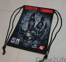 Game EVOLVE  Evil evolution The limited edition collection gift bag