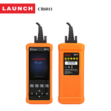 Smart OBD2 OBDII car/auto Diagnostic Scan Tool Launch CReader 6011 Support ABS,SRS Systems OBD 2 scanner diagnostic-tool(China)