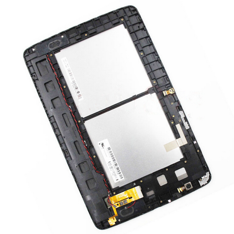 Super A++ Quality For LG G Pad 10.1 V700 VK700 LCD Display+Touch Screen Assembly+Frame with tracking number+Gift<br><br>Aliexpress