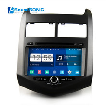 For Chevrolet Aveo Sonic 2011+ Android 4.4.4 S160 Automotivo In Dash Car PC Auto Monitor Car Radio Stereo CD DVD GPS Autoradio
