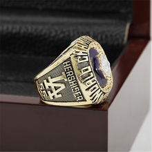 Los Angeles Dodgers Championship Ring 1988 Replica World Series Baseball Rings Fashion Jewelry Men Fan Gift BJ250