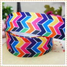 Wholesale 25mm Plaid Twill Grosgrain Ribbon Printed 10YDS Fita De Cetim Baby Hairbows Accessories DIY Handmade Tape KC-232