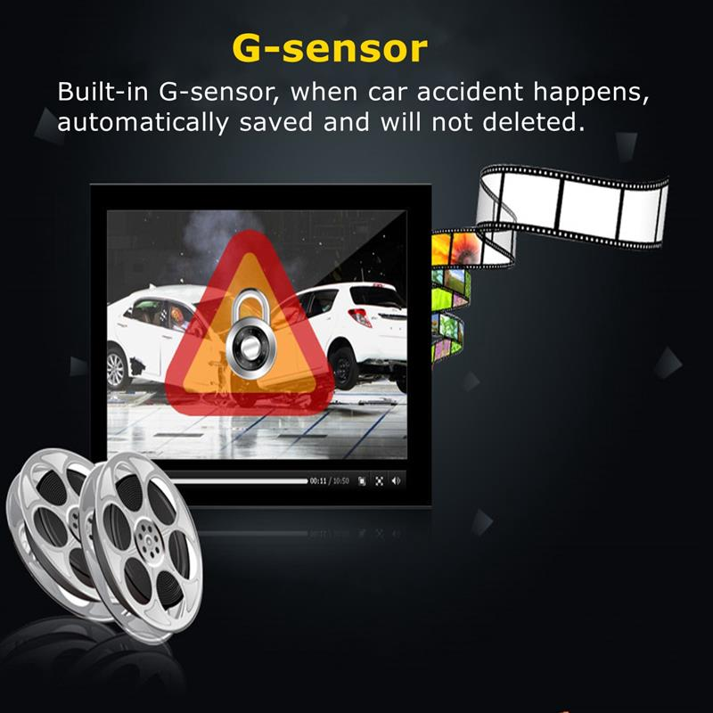3 Inch Car DVR Camera Full HD 1080p Video Recorder Car DVR Driving Video Recording Dash Cam Night Vision DashCam