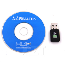 1PCS USB 2.0 Router 300Mbps Mini Wifi Wireless Lan Network Internet Card Adapter FOR Windows XP/Vista/WIN 7/WIN 8/LINUX(China)