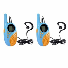 1pair Kids Walkie Talkie Retevis RT-35 8 CH UHF 446.00625-446.09375Mhz Frequency Portable USB Charge VOX Two Way Radio A9120