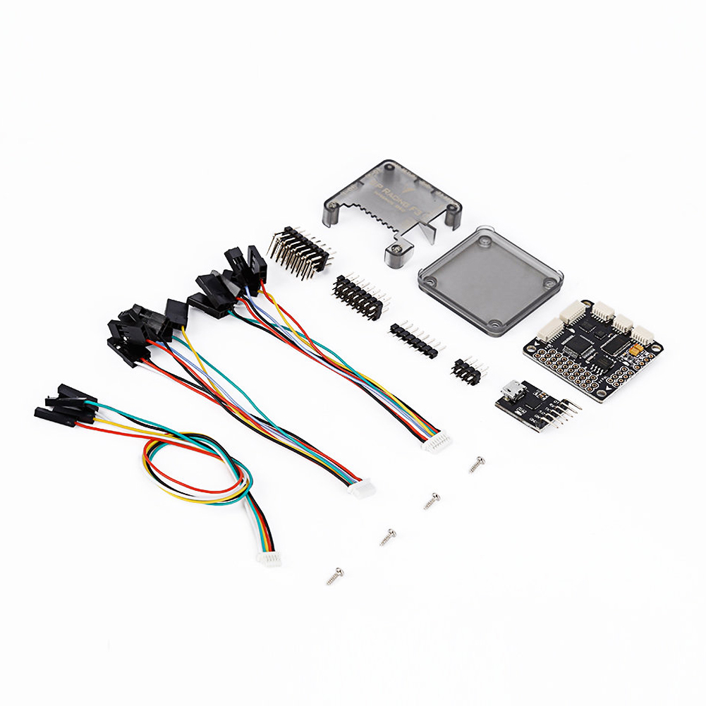 OCDAY SP Racing F3 DELUXE Flight Controller Integrated OSD with Protective Case for FPV Multicopter Quadcopter Drone<br>