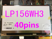 "15.6"" slim LED screen for notebook LP156WH3 B156XW04 B156XW03 LTN156AT11 N156B6"