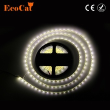 ECO CAT LED Strip 5050 DC12V 60LEDs/m 5m/lot Flexible LED Light RGB 5050 LED Strip cold white warm white yellow red bule