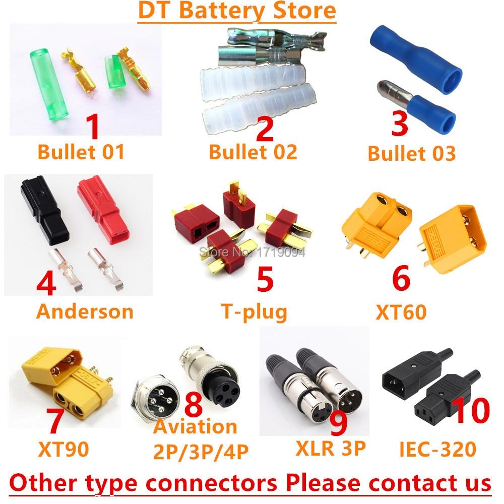 Battery plug