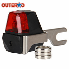 OUTERDO Self-powered Cycling Lighting Set Electromagnetic Induction not Battery MTB Bike Rear Light Disc Brake Bicycle Light