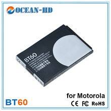 1130mah BT60 Li-ion Battery Rechargeable Top-quality For Motorola ME511 ME502 Q8 V360 V361i V980 C975 E1000 A732 C168 C168i V191