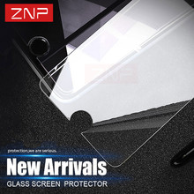 Buy ZNP 9H High Premium Tempered Glass iphone 8 8 Plus 2.5D Screen Protector Film iphone 8 Plus 8 Protective Glass for $1.09 in AliExpress store
