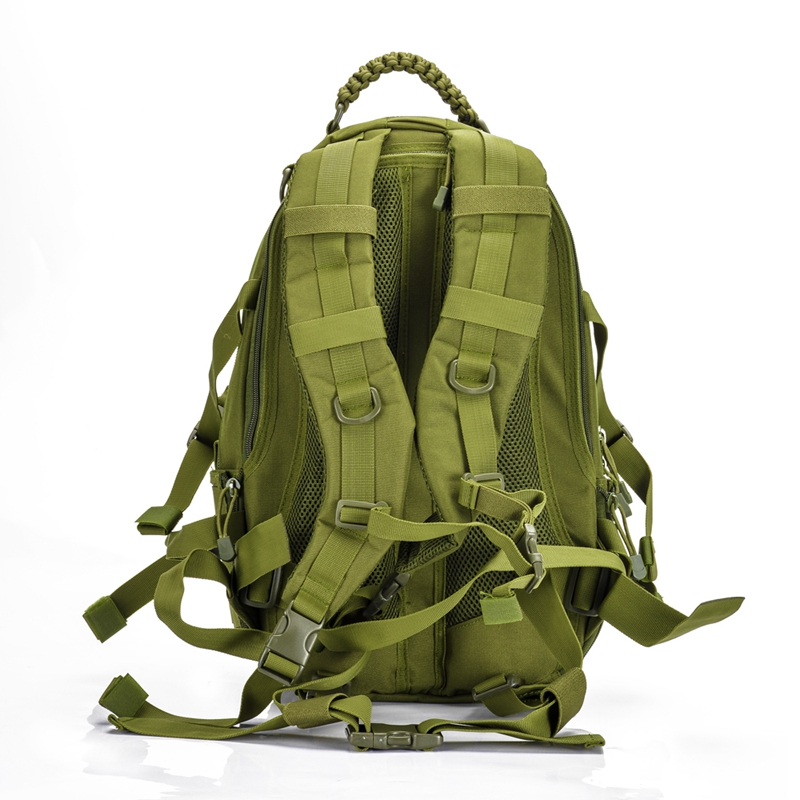 Military Army Tactical Backpack Sport Travel Rucksacks (16)