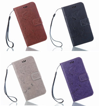 Newest Uhans A6 Case Quality PU Leather Cartoon Case Cover Uhans A6