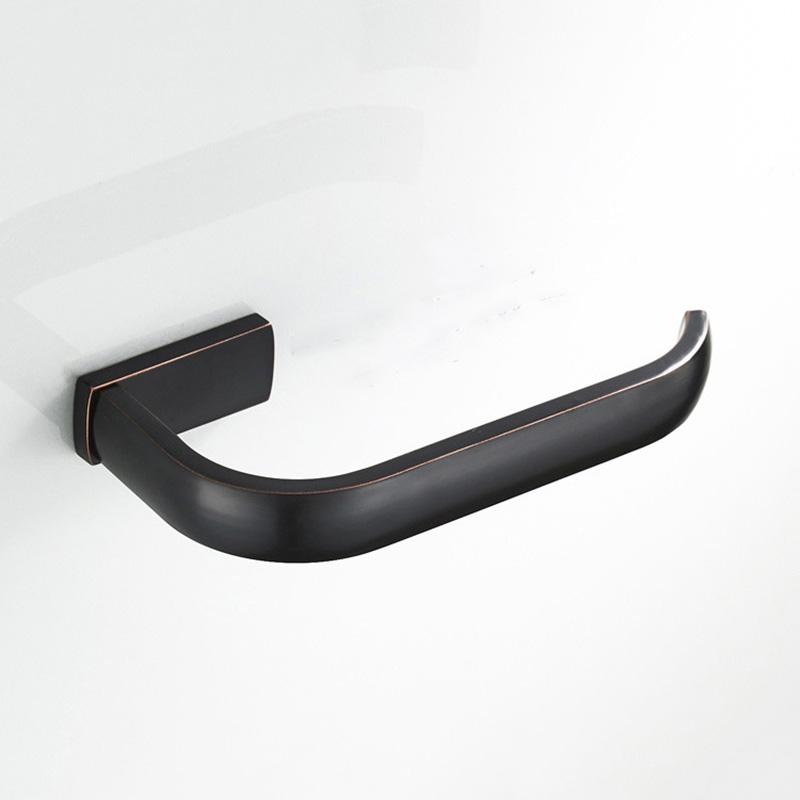 toilet paper holder copper