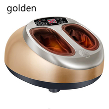 foot machine foot massage heated foot legs control instrument 4D enjoy whole body health massage/130906