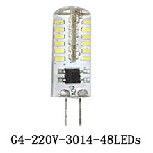 Factory Wholesale 10 pcs/lot 3W 6W Mini G4 LED Bulbs DC 12V 220V 230V LED Lamp LED G4 Lights Chandelier Lights G4 Lamps(China)