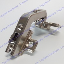 135 degrees opening angle furniture hinge for doors/cabinets(China)