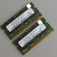 Hynix 4GB (2X2GB) PC2-5300S DDR2-667 667Mhz Laptop Memory CL5.0 SODIMM Notebook RAM Non-Ecc 200pin Low density Full tested(China)