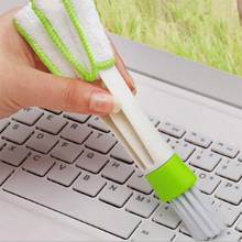 1 PCS Microfiber Car Cleaning Brush Tools Duster Auto Cleaning Accessories  Air-condition Cleaner Computer Clean Tools