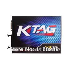 DHL/EMS Free Shipping KTAG K-TAG ECU Programming Tool master version v1.89 professional auto ECU programmer New Design