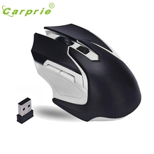 Buy CARPRIE 2.4GHz 3200DPI Wireless Optical Gaming Mouse Mice Computer PC Laptop Jan18 MotherLander for $3.44 in AliExpress store