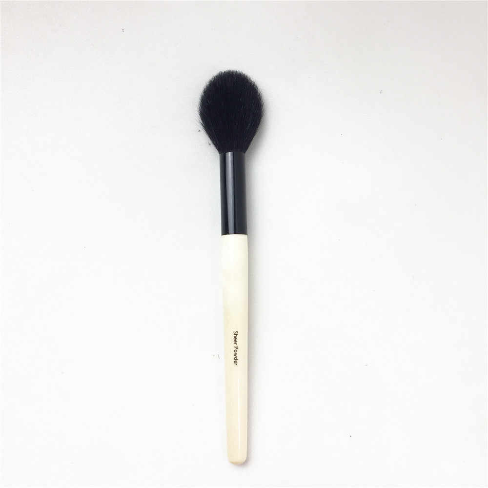 bdbeauty Sheer Powder Brush , Precise Lightweight Finish Setting  Powder/Blush Brush , Beauty Makeup Blending Brush Tools