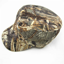 Summer Baseball Style Boys Camouflage Caps Waterproof Outdoor Camping Hat Head Circumference 52cm