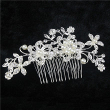 Acessories Para Cabelo Trendy 2014 Time-limited Real Plant Bridal Hair Accessories Wedding Tiara And Pearl Comb, Vintage Style