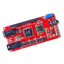 ATmega16 ATmeg a32 TEA5767 TDA1308 ISP 5V FM Radio AVR Development Board MCU