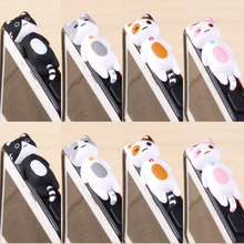 Fashion style Cheese Cat 3.5mm Anti Dust arphone Jack Plug Stopper Cap For iphone for sumsang And All Normal Phone(China)