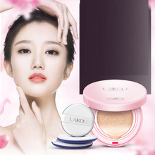 Air Cushion BB Cream Nude Sunscreen Concealer Moisturizing Foundation Makeup Bare CC Cream Liquid Cosmetics Face Beauty Make up