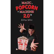 Electronic Edition - Popcorn 2.0 Magic ( DVD + Gimmick ) - Magic Tricks,Mentalism,Illusion,Stage,Comedy(China)