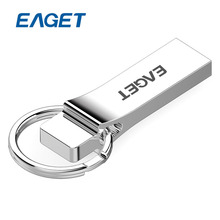 EAGET U90 32GB Metal USB 3.0 Flash Drive Pen Drive 32 GB USB Stick Pendives Encryption Waterproof with Key Ring