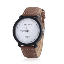 Harajuku Fashion Trend Belt Quartz Watch Personality Creative Men Ladies Couple Quartz Watch Student Table(China)
