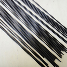 6x4x500mm 3x3x500 Carbon fiber tube/plastic hollow tube/carbon fiber rods/Four aircraft Rack/diy model materials/toy accessories