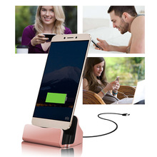 USB 3.1 Charging Base Dock Station Type C Port Sync Cradle Charger Docking Stand Holder Xiaomi Huawei Samsung Letv - Overfly Store store
