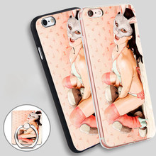 sock it to me Soft TPU Silicone Phone Case Cover for iPhone 4 4S 5C 5 SE 5S 6 6S 7 Plus