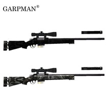 Paper-Model Weapon Rifle Cosplay M24 Sniper DIY 3D for Ornament 1:1 120cm