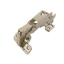 2pcs Soft Close Cabinet Door Hinges Steel Furniture Fixtures Corner Hinge Fit for 21mm Thickness Door Folding Hinges for Kitchen(China)