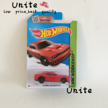 Free Shipping Hot Wheel 15 Dodge Challenger Spt Collection Metal Cars Hot Special Style Children's Educational Toys 1:64