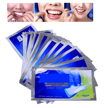 14pcs /set 360 Degree Advanced Gel whitening tooth paste peppermint whitening paste Advanced Teeth Whitening Strips(China)