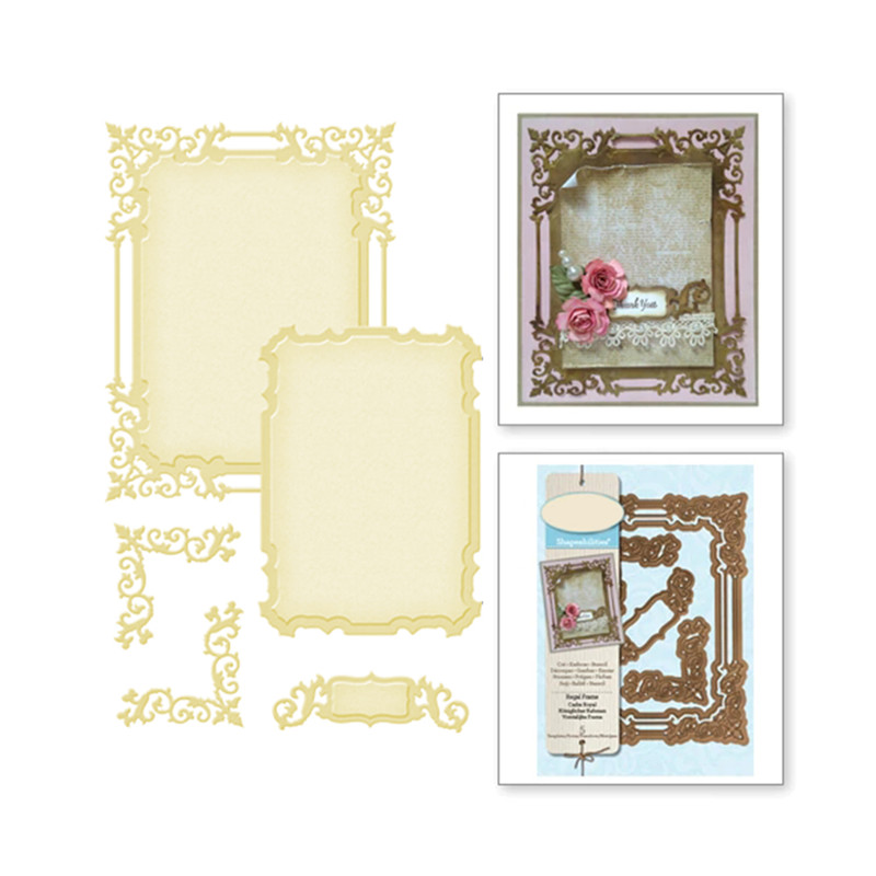 Hiboux sur branche métal Découpe Brand New Cardmaking Scrapbooking