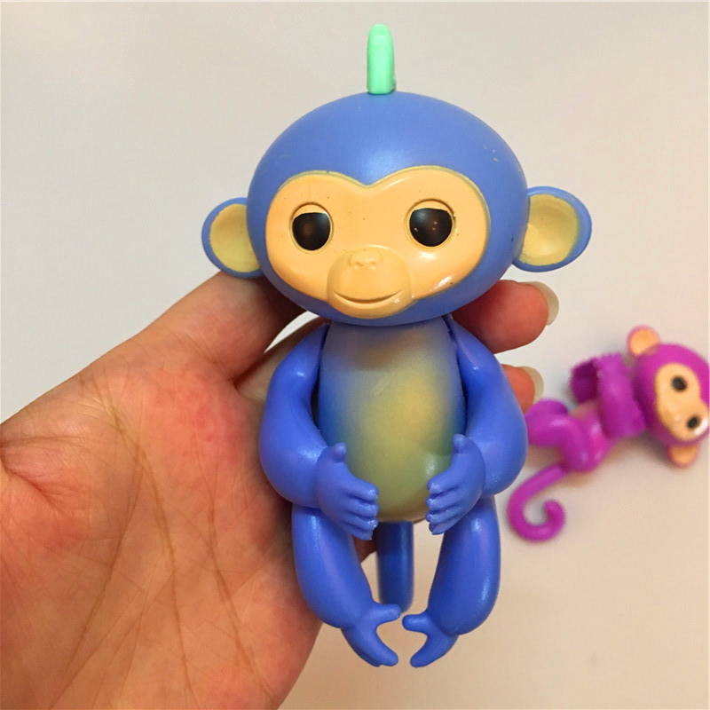 finger monkey head and tail and hand and feet can turn finger baby monkey 1