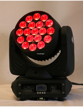 2 pieces Used Moving Head Lights 19x10W 4in1 rgbw LED Moving Head Beam Wash Light With Zoom(China)